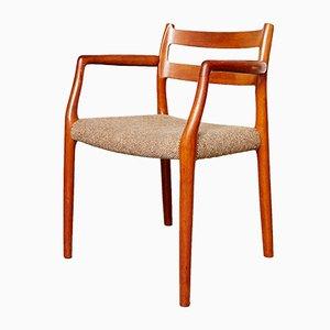 Sessel & Armlehnstühle von Niels O. Møller kaufen bei Pamono