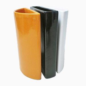 Vases by Aldo Cotti for Tronconi, 1970s, Set of 3