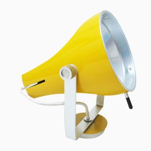 Yellow Wall Light by Etienne Fermigier for Disderot, 1960s