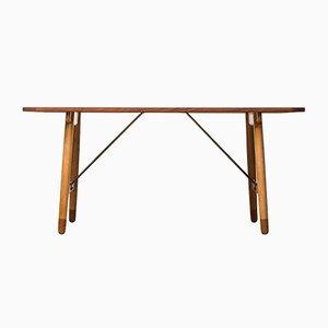 Table de Salle à Manger par Børge Mogensen pour Søborg Møbler, 1950s