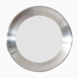 Espejo de pared modelo 133 circular de Glasmäster, años 60