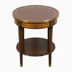Tavolino vintage con cassetto di Herraiz