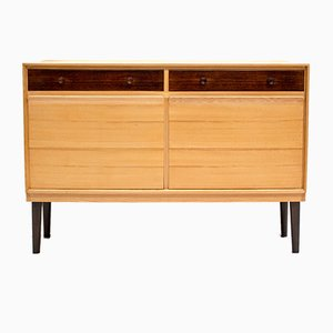 Elm & Rosewood Sideboard by Richard Russell for Gordon Russell, 1950s