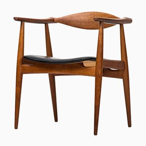 Mid-Century CH-35 Armchair by Hans Wegner for Carl Hansen & Son