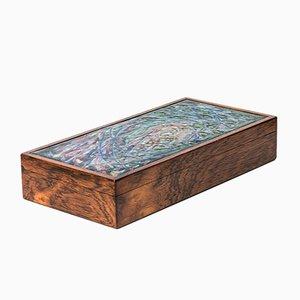 Caja Mid-Century de Alfred Klitgaard