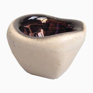 Petite Boite en Céramique Vintage par Denise Gatard
