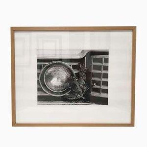 Gerahmte Fotografie von André Cromphout, 1970er