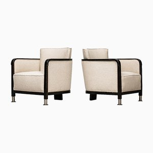 Lounge Chairs by Otto Schulz for Boet, 1940s, Set of 2