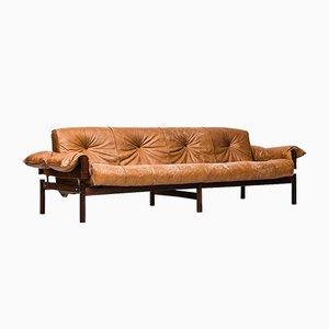 Canapé Vintage en Palissandre par Percival Lafer pour Lafer MP, 1970s