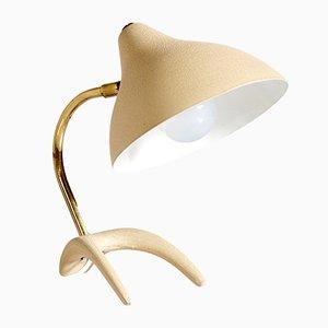 Tischlampe mit Krähenfuß von Louis Kalff für Philips, 1950er