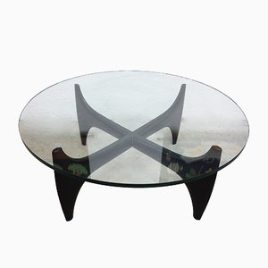 Mid-Century Sputnik Coffee Table, 1960s