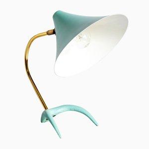 Lámpara de mesa Crow's Feet de Louis Kalff para Philips, años 50
