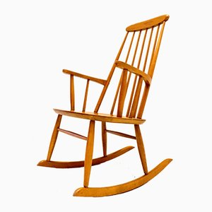 Rocking Chair by Ilmari Tapiovaara for Stol Kamnik, 1960s