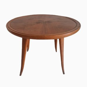 Table Basse en Merisier, 1950s