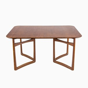 Teak Dining Table by Peter Hvidt and Orla Mølgaard-Nielsen for France & Søn, 1950s
