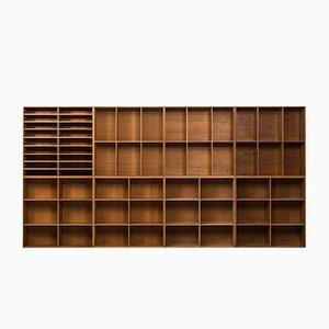 Bibliothèques par Mogens Koch pour Rud Rasmussen, 1933, Set de 8