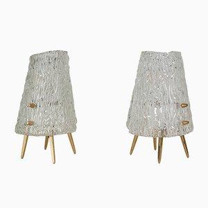 Lampade da tavolo di Kalmar, anni '50, set di 2