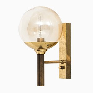 Lampada da parete di Sven Mejlstrøm per Mejlstrøm Belysning, anni '60