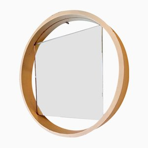 Vintage DZ 84 Mirror by Benno Premsela for 't Spectrum