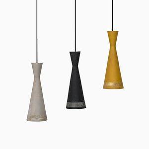 Lampe à Suspension, Daneamark, 1960s, Set de 3