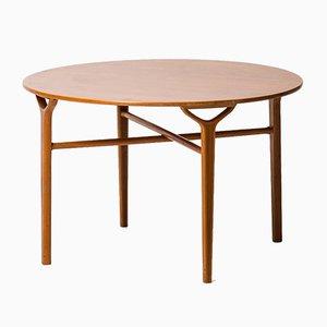 Table Basse Modèle 6900/AX par Peter Hvidt & Orla Mølgaard-Nielsen pour Fritz Hansen, 1951