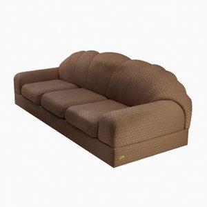 3-Sitzer Sofa von Alain Delon für Sabot, 1970er