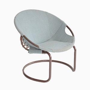 Circle Chair von Lusch Erzegnis für Lush & Co, 1970er