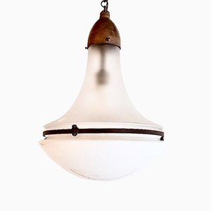 Lampe à Suspension Luzette par Peter Behrens pour Siemens, 1910s