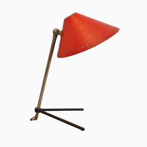 Pinocchio Table or Wall Lamp by H. Th. J. A. Busquet for Hala, 1950s