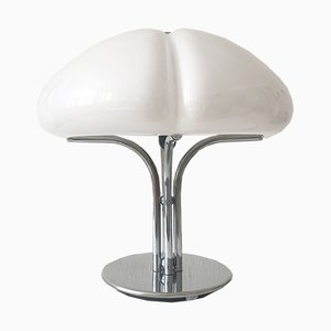 Mid-Century Modern Quadrifoglio Table Lamp from Guzzini