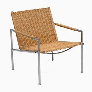 SZ01 Lounge Chair by Martin Visser, 1960s