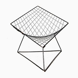 Silla OTI vintage de Niels Gammerlgaard para Ikea