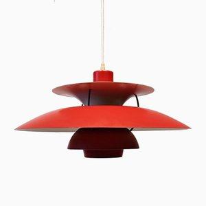 Lámpara colgante PH5 de Poul Henningsen para Louis Poulsen, años 60