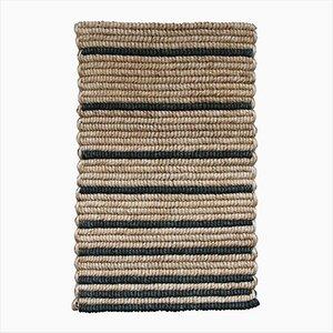 Abtreter Teppich mit Linien von Fili