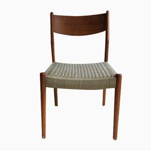 Scandinavian Teak Chair by Cees Braakman for Pastoe, 1960s