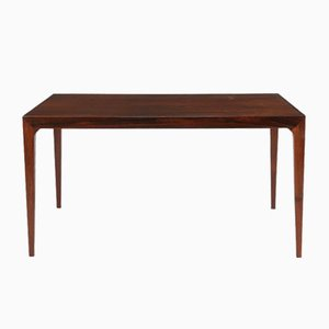 Danish Rosewood Extendable Dining Table by Kaj Winding, 1960s