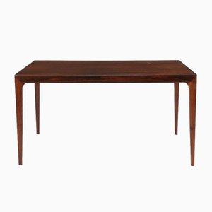 Danish Rosewood Extendable Dining Table by Kaj Winding, 1960s