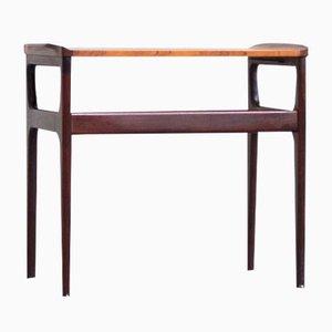 Table d'Appoint Vintage en Palissandre par Domus Danica pour Heltborg Møbler