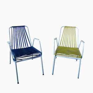 German Garden Armchairs from Mauser Werke, 1970s, Set of 2