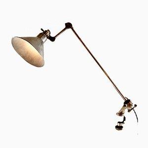 Vintage Chromed Table Lamp by Didier De Gachon for Gras
