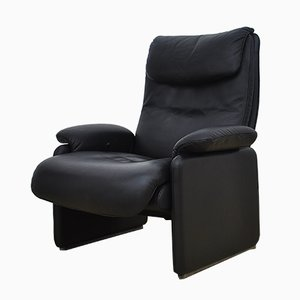Leather Reclining Armchair from de Sede, 1980s