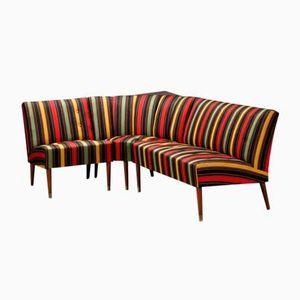 Danish Modular Corner Sofa, 1950s