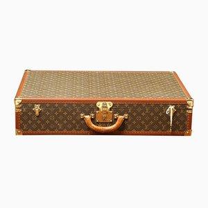 Koffer mit Schablonen Aufdruck von Louis Vuitton, 1960er