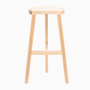 Oyster 75 Stool by Geckeler Michels for UTIL