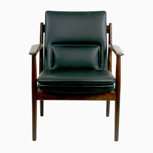 Danish Rosewood Model 431 Armchair by Arne Vodder for Sibast, 1960s