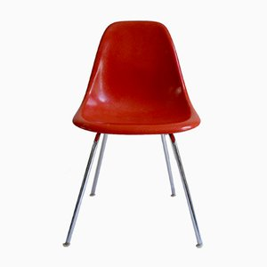 DSX Fibreglass Chair by Charles & Ray Eames for Herman Miller, 1983