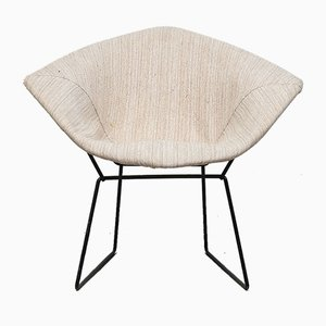 Vintage Diamond Chair by Harry Bertoia for Knoll