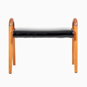 Vintage Stool by Vilhelm Lauritzen for Fritz Hansen