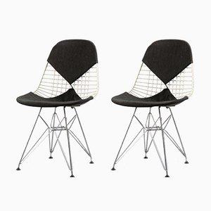 DKR Bikini Chairs von Charles & Ray Eames, 1950er, 2er Set