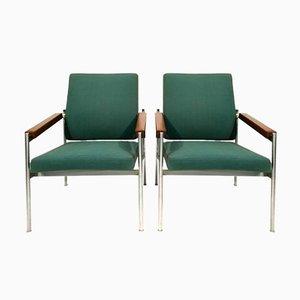 Vintage Sessel von Kay Bæch Hansen für Fritz Hansen, 2er Set